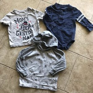 Oshkosh Boys Shirt Bundle